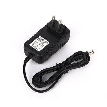 single output US plug 12v 1a dc adapter 12w dc power adapter