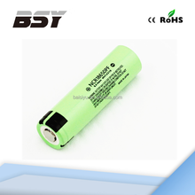 Hot selling li-ion rechargeable 18650pf battery