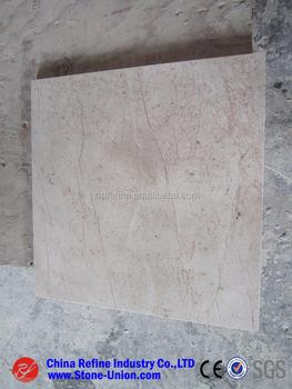 Polished China Moca cream Marble Tiles For Sale