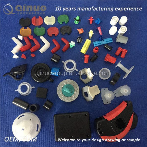 Custom high quality plastic parts plastic accessories plastic components