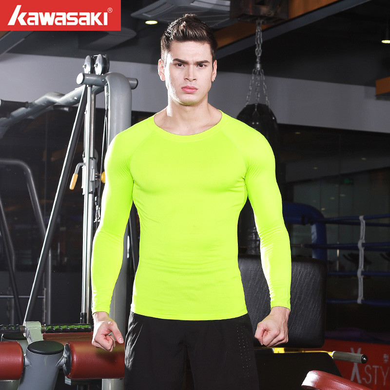 running training clothes dri fit sports wear elastic compress dry quick sports clothing for men