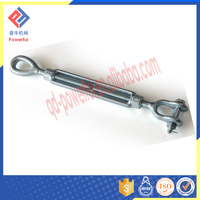 US TYPE Drop Forged Heavy Duty Wire Rope Turnbuckle