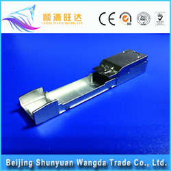 custom-made zinc die casting sensor shell