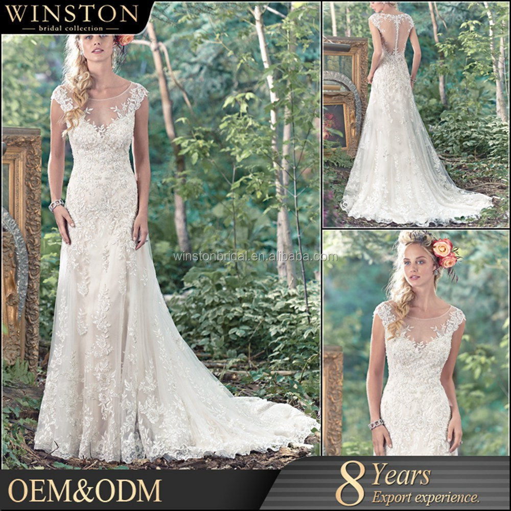 New Luxurious High Quality crochet wedding dress pattern free
