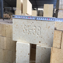 SK36 SK38 fire brick,High alumina firebrick