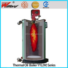 high quality wood fired thermal oil boiler for industry