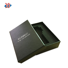 Luxury paper printing packaging watch gift box size