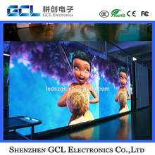 Alibaba express led wall panel hd video P3 full color xxx com indoor led display board prices led tv advertising