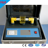 Automotive Safety Transformer Oil Bdv Testing