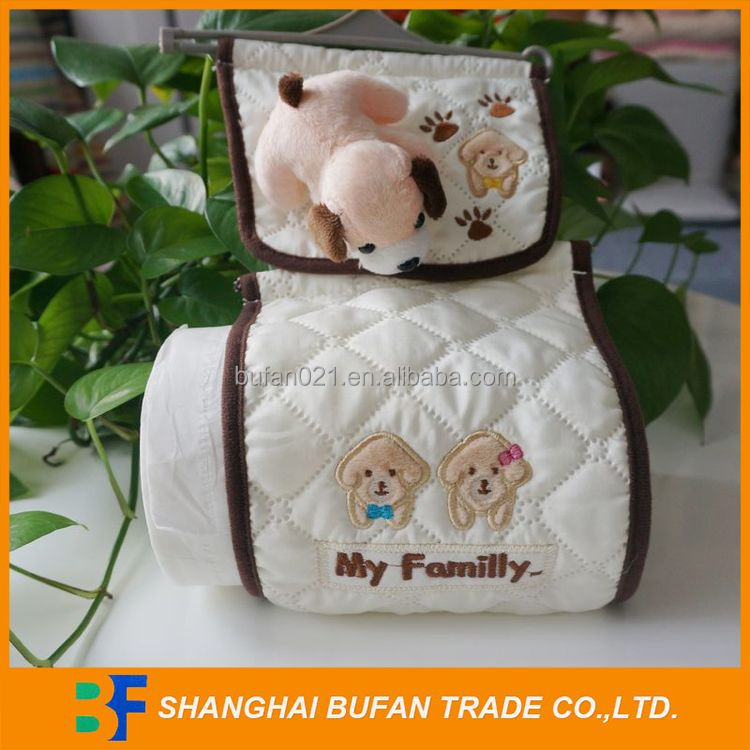 Service supremacy competitive price home and car use plush tissue box