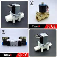 Water-softener pipeline machine water treatment 2 inch irrigation solenoid valve with flow control