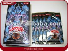YUGIOH KOREAN - SHADOW OF INFINITY - BOOSTER BOX / PACK IN 40 PACKS