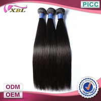 Free Shipping Human Hair 3pcs/lot Straight Top Quality Hot Sale Hair Extension Packaging