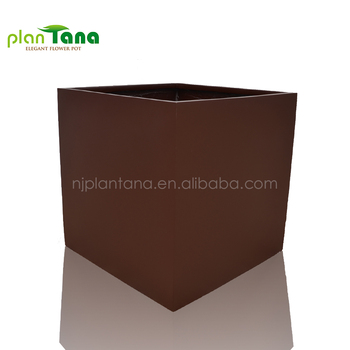 Durable Different Color Square Garden Flower Planter