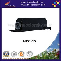 (CS-CNPG15) toner laser cartridge for Canon NP7160 - NP7164 NP7210 NP7214 TG-15 TG15 TG 15 CEXV 6 BK (7K pages)