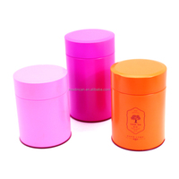 3 sets packaging lady tin box