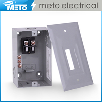 METO high quality Square D Series load center Electrical power ways for distribition box