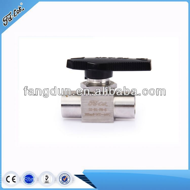Contemporary Designed Flanged Stainless Steel Ball Check Valve