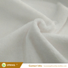White Coral Fleece PU Coating Waterproof Mattress Protector Fabric