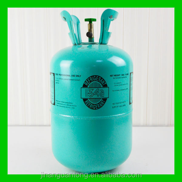 Hot sell good quality refrigerant R134a gas 99.9% purity