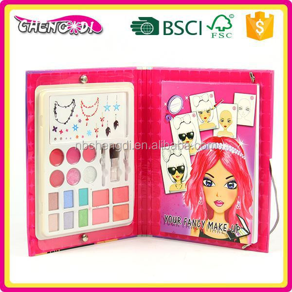 Hot Style girls fancy kids play makeup sets