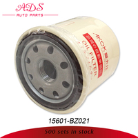 For Daihatsu Xenia auto parts oil filter cross reference oem:15601-BZ021