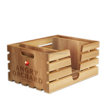 2017 wholesale new wood fruit crates cheap wooden crates for sale