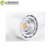 Sliver lamp LENS 45deg CCT change 2000-3000k CRI 99cob led down light 10W