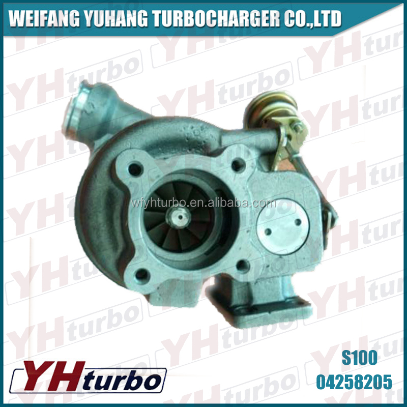 S100 04258205 turbo charger supercharger