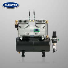 TC-30T BLOWTAC silent oil free air compressor with air tank