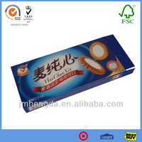 Customized Food Grade Frozen Food Packaging Boxes For Sale