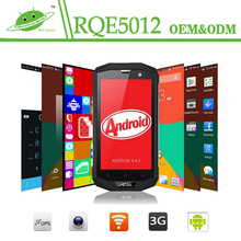 Wholsale mobilephone 5'' IPS Quad Core Android 4.4 Smartphone 1GB RAM 8GB ROM 3G GPS Mobile Phone