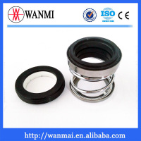 Rubber bellows mechanical seals type 108 for water pump