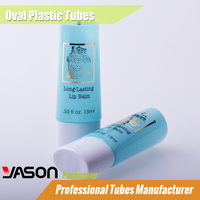 2014 Newest Fashion Cosmetic Clear Plastic Test Tubes With Lid