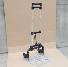 aluminum foldable luggage hand truck dolly