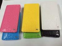 PP503 5000mah Super slim power bank for mobile phone in China