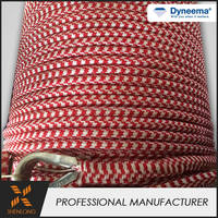 China Manufacturer dyneema rope used in power overhead transmission