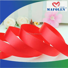 custom woven ribbon flowers bow making machine