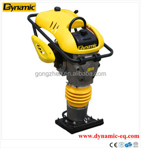 factory sale Robin gasoline engine tamping rammer with high capacity