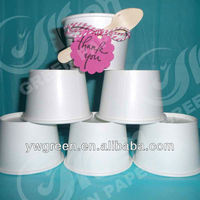 Packaging for ice cream raw material