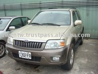 Used Escape Lhd Car
