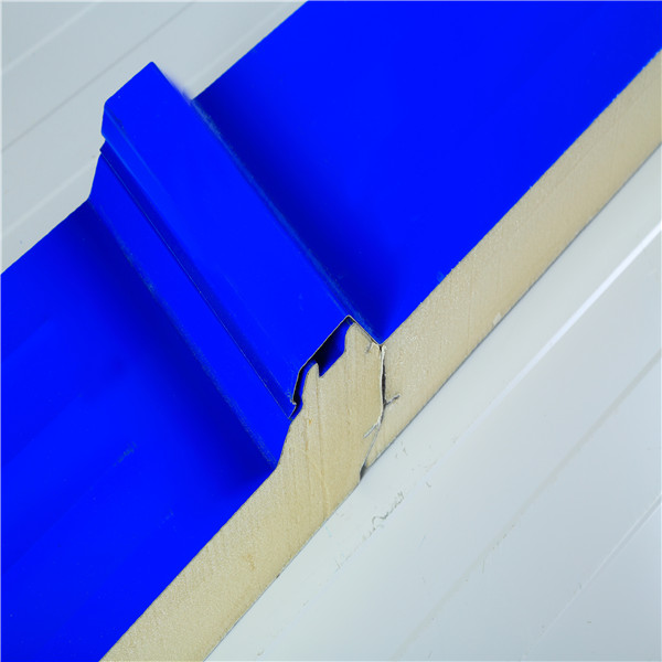 Pu Polyurethane wall or roof insulated Sandwich <strong>Panel</strong>