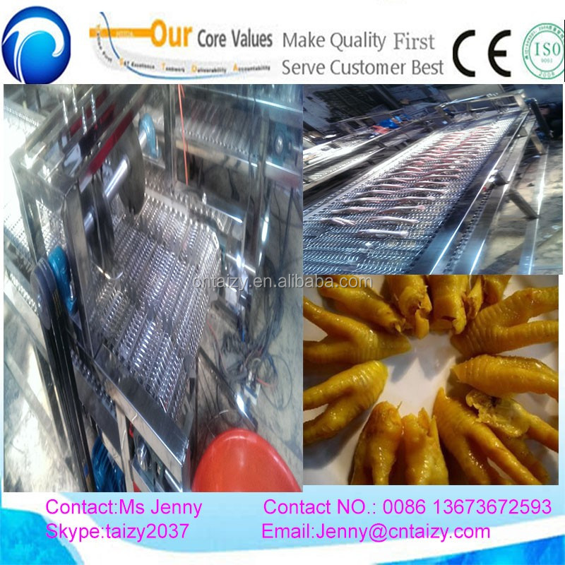 Chicken feet cutter PRICES | Chicken claw cutting machine