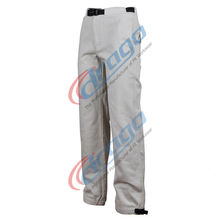 SGS CVC fabric flame retardant pants for security workers