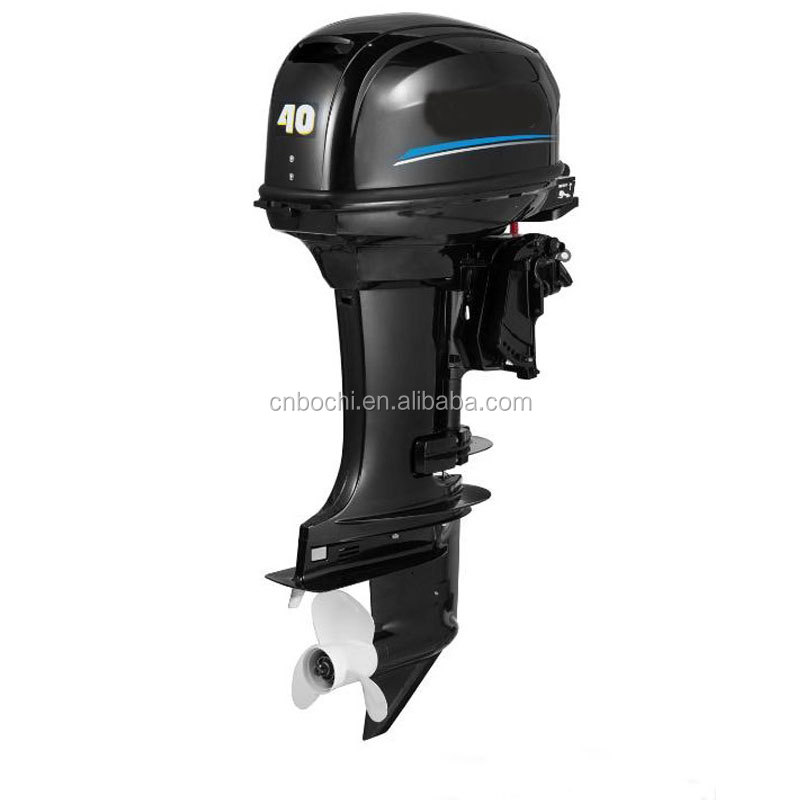 Boat Diesel 40 Hp Back Control Outboard Engine