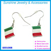 European Style fashion design earring colorful hook earring