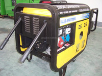 TP2500LDG Good price electric generator 2kw Air cooled small open frame diesel generator set