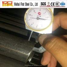 Alibaba China construction material din 1654 alloy steel pipe