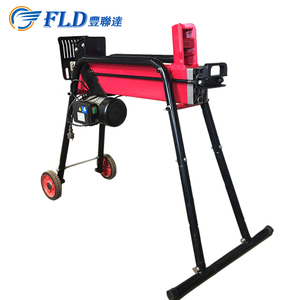 High Precision Fast Automatic Log Splitter for Cutting Wood Machine