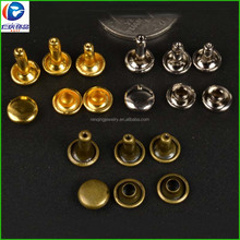 Popular hot selling metal clothing rivets hardware Rivets